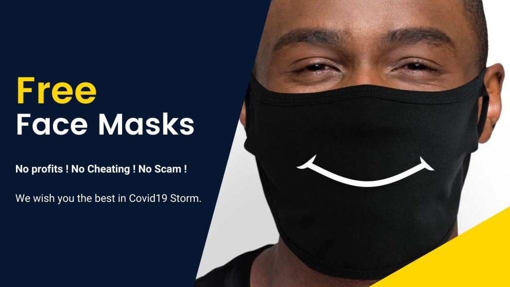 Free Mask Banner 2 - Tokyo Ghoul Merch Store