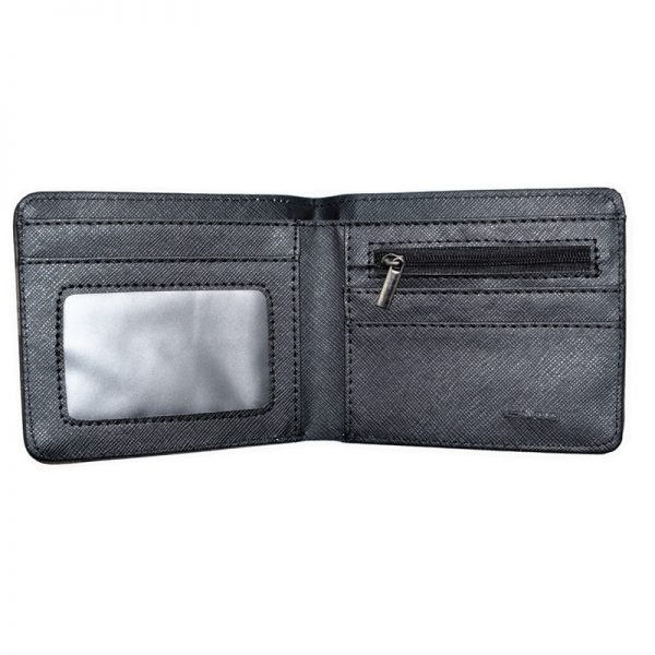 Anime Tokyo Ghoul Death Note Short Wallet With Coin Pocket Money Bag for Men Women 3 - Tokyo Ghoul Merch Store
