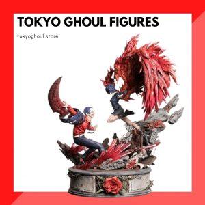 Tokyo Ghoul Figures