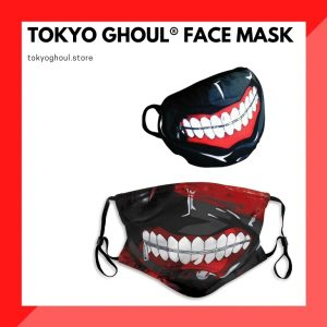 Tokyo Ghoul Face Mask