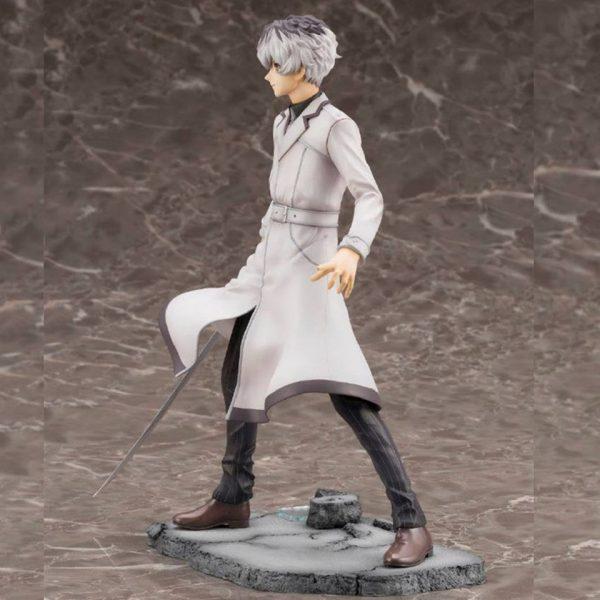 22cm Anime Tokyo Ghoul figures Kaneki Ken Haise Sasaki 1 8 Scale Pre painted Figure Statue 3 - Tokyo Ghoul Merch Store