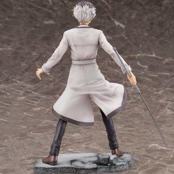 22cm Anime Tokyo Ghoul figures Kaneki Ken Haise Sasaki 1 8 Scale Pre painted Figure Statue 4 - Tokyo Ghoul Merch Store