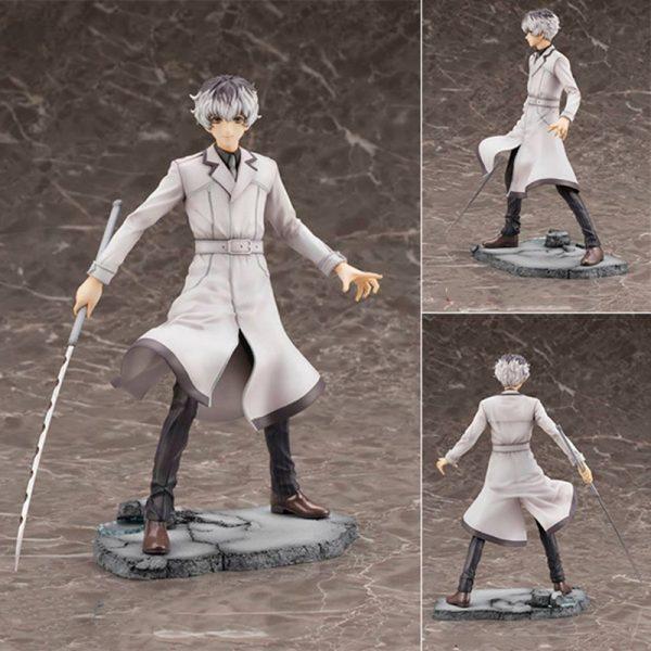22cm Anime Tokyo Ghoul figures Kaneki Ken Haise Sasaki 1 8 Scale Pre painted Figure Statue - Tokyo Ghoul Merch Store