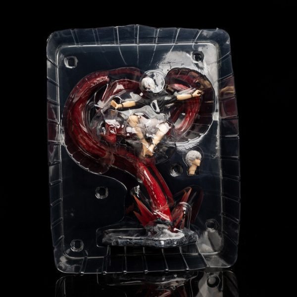 Japan Anime Tokyo Ghoul Kaneki Ken Fight Ver Collection Action Figure Toys 5 - Tokyo Ghoul Merch Store