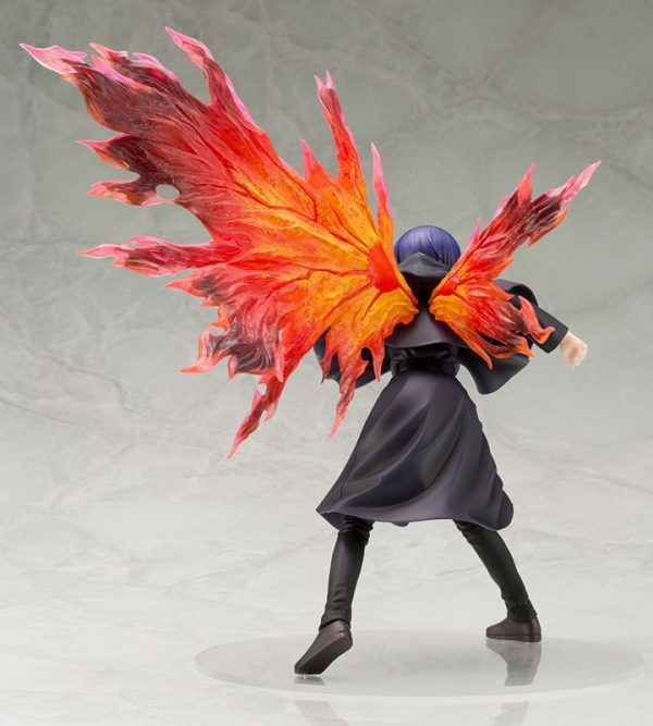 NEW hot 26cm Touka Kirishima Tokyo Ghoul generation of dark Action figure toys doll collection Christmas 1 - Tokyo Ghoul Merch Store