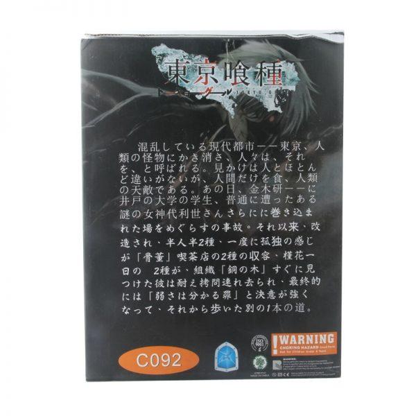 Tokyo Ghoul Kaneki Ken Generation Of Dark Jin Muyan Figure Colletible Model Toy 28cm 5 - Tokyo Ghoul Merch Store