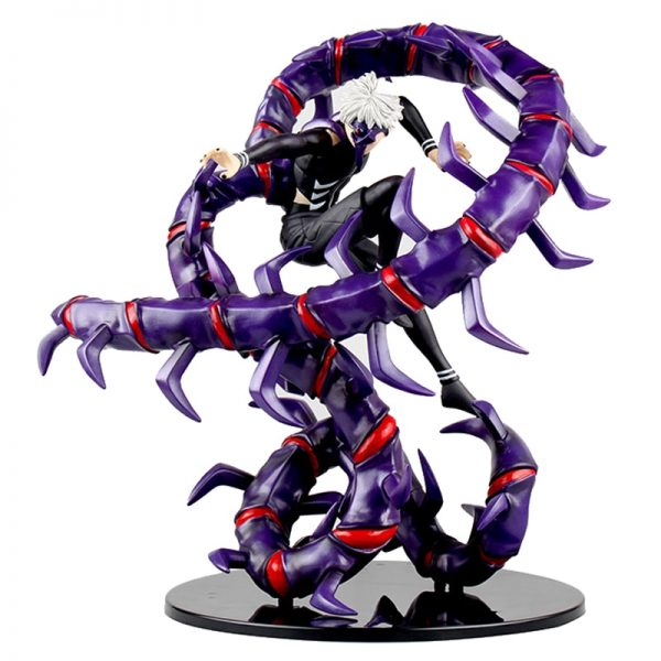 Tokyo Ghoul Kaneki Ken Generation Of Dark Jin Muyan Figure Colletible Model Toy 28cm - Tokyo Ghoul Merch Store
