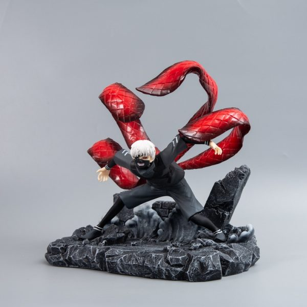 Tokyo Ghoul Kaneki Ken Statue Action Figures 260mm Anime Tokyo Ghoul Figurine Collectible Model Toy Diorama - Tokyo Ghoul Merch Store