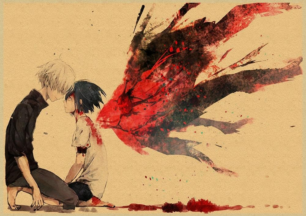 Top Latest Tokyo Ghoul Poster