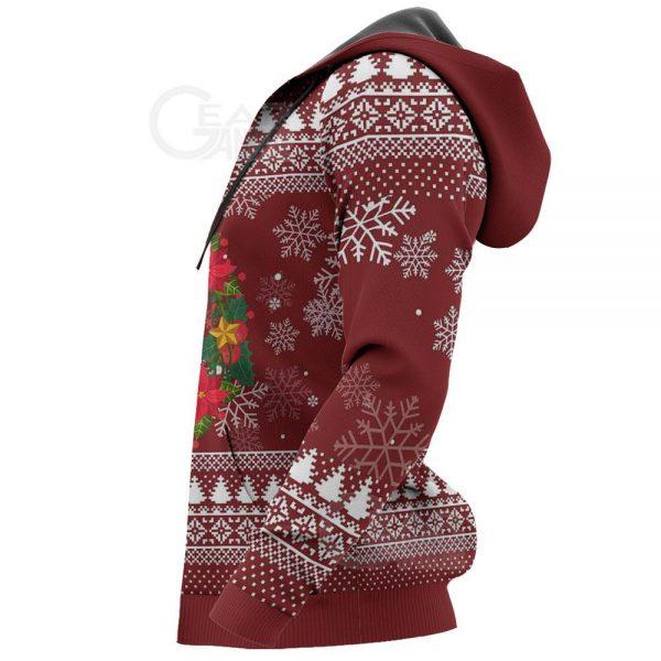 Ken Kaneki Ugly Christmas Sweater Tokyo Ghoul Anime Gift Idea VA11Official Tokyo Ghoul Merch