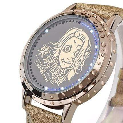 Tokyo Ghoul Waterproof Touchscreen LED WatchOfficial Tokyo Ghoul Merch