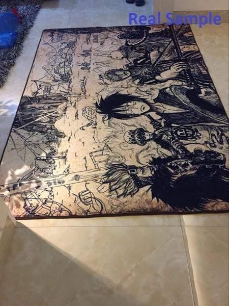 Tokyo Ghoul Rug, Juuzou Suzuya CarpetOfficial Tokyo Ghoul Merch
