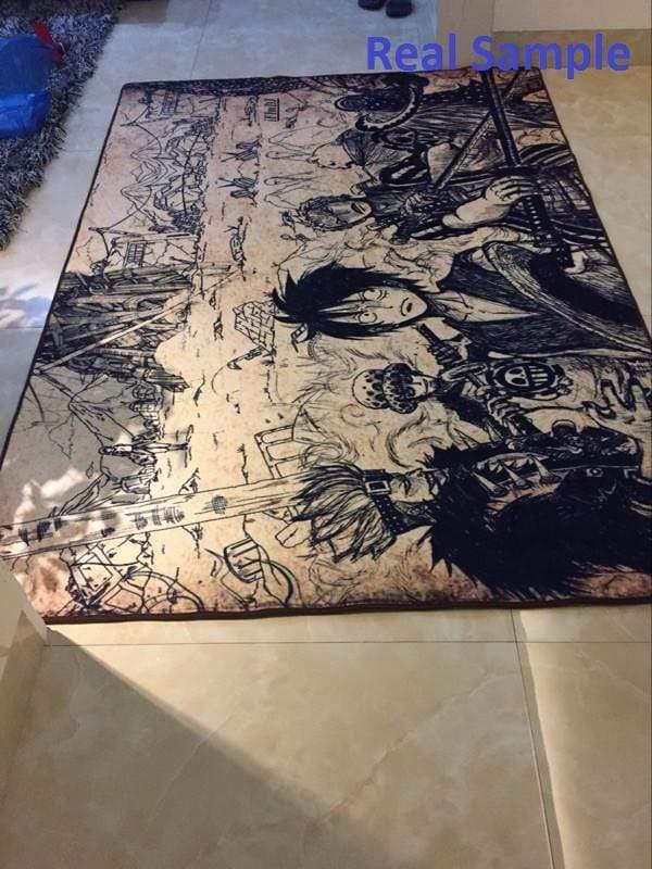 Tokyo Ghoul Carpet   Kaneki Ken InjuredOfficial Tokyo Ghoul Merch