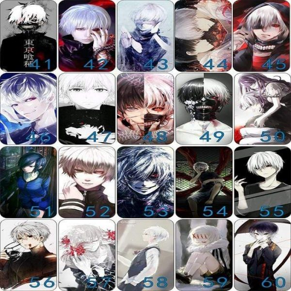 Tokyo Ghoul Phone Case for iPhone 5 & 6Official Tokyo Ghoul Merch