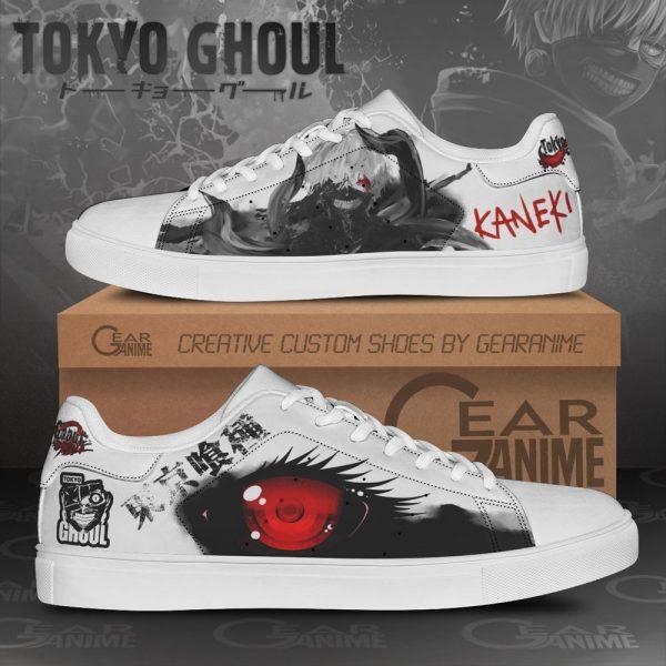 Tokyo Ghoul Ken Kaneki Skate ShoesOfficial Tokyo Ghoul Merch