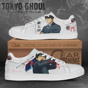 Tokyo Ghoul Koutarou Amon Skate ShoesOfficial Tokyo Ghoul Merch