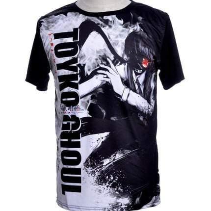 Limited Edition Tokyo Ghoul Kaneki Ken T-ShirtOfficial Tokyo Ghoul Merch