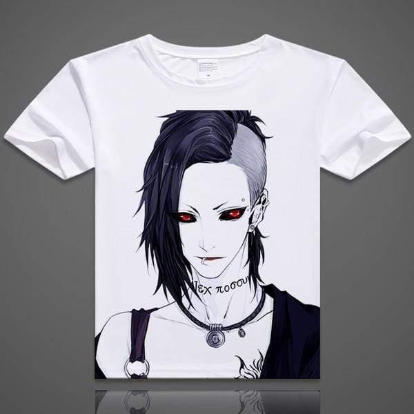 Tokyo Ghoul Anime T-Shirt - 12 designsOfficial Tokyo Ghoul Merch