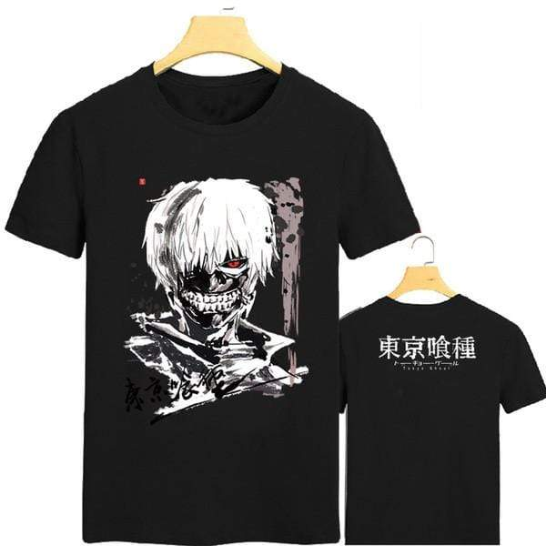 Tokyo Ghoul Anime T-Shirts in 4 Colors | BOfficial Tokyo Ghoul Merch