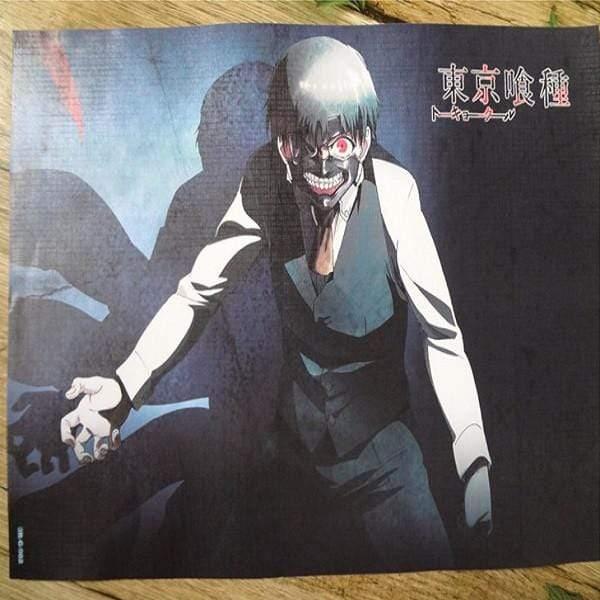 8 PCs / 42*23CM Tokyo Ghoul Kaneki Ken PostersOfficial Tokyo Ghoul Merch