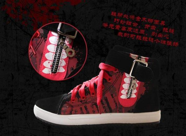Tokyo Ghoul ShoesOfficial Tokyo Ghoul Merch