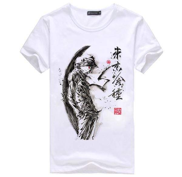 Anime T-Shirt - Tokyo Ghoul characters - 12 designs - COfficial Tokyo Ghoul Merch