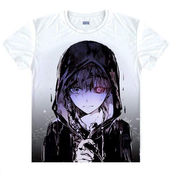 Tokyo Ghoul Anime T-Shirts - 11 designsOfficial Tokyo Ghoul Merch