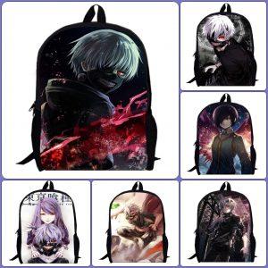 Tokyo Ghoul Anime Backpack | 9 designsOfficial Tokyo Ghoul Merch