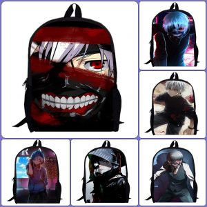 Tokyo Ghoul Anime Backpack | 9 designs - BOfficial Tokyo Ghoul Merch