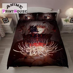 Tokyo Ghoul Bedding Sets & Blanket | Over 70 Designs |A2Official Tokyo Ghoul Merch