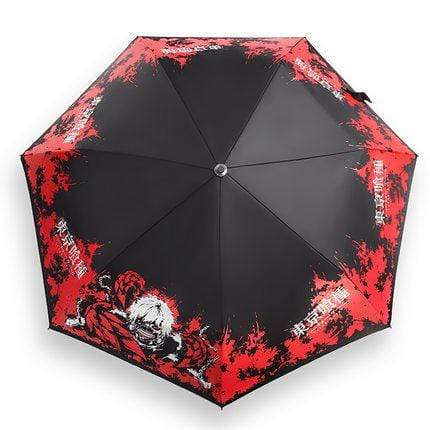 Tokyo Ghoul Umbrella | Foldable Glowing VersionOfficial Tokyo Ghoul Merch