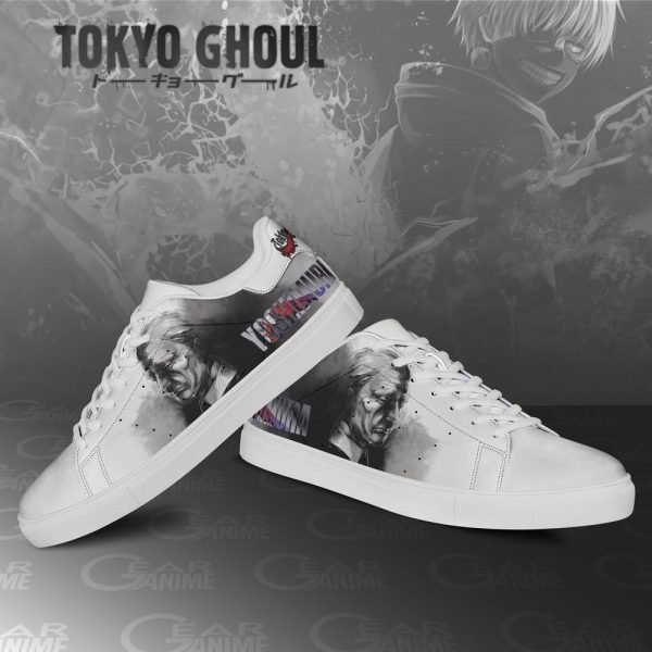 Tokyo Ghoul Yoshimura Skate ShoesOfficial Tokyo Ghoul Merch