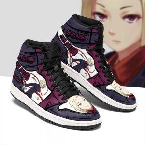 Tokyo Ghoul Akira Mado Jordan Sneakers No.1Official Tokyo Ghoul Merch