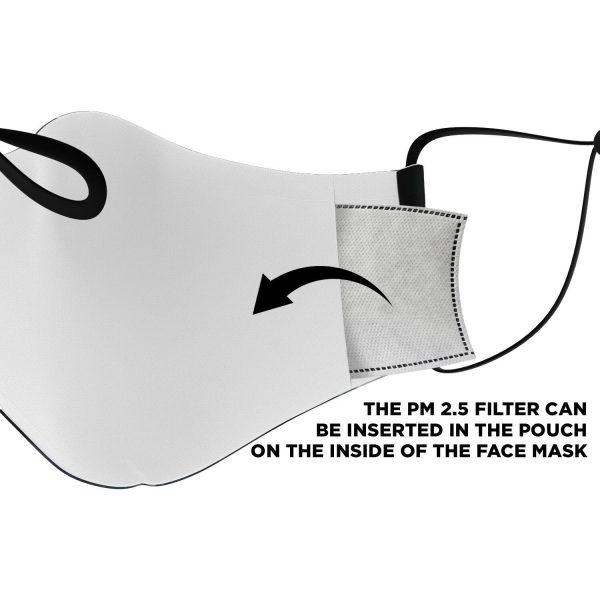 kanekis mask v1 premium carbon filter face mask 187561 1 - Tokyo Ghoul Merch Store