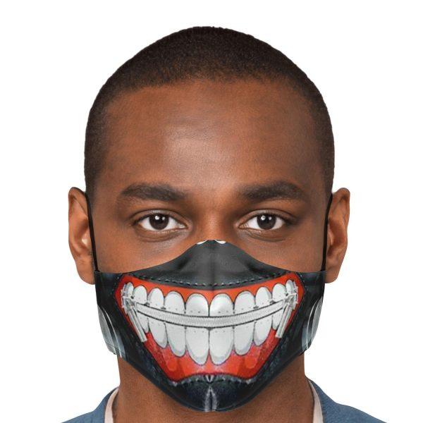 kanekis mask v1 premium carbon filter face mask 813462 1 - Tokyo Ghoul Merch Store
