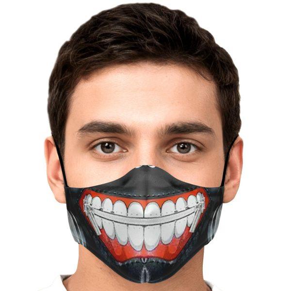 kanekis mask v1 premium carbon filter face mask 840456 1 - Tokyo Ghoul Merch Store