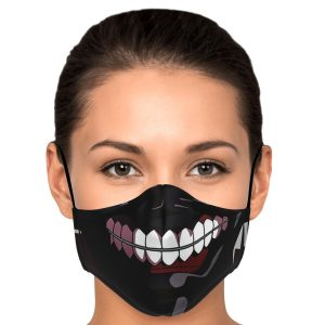 kanekis mask v2 premium carbon filter face mask 396372 1 - Tokyo Ghoul Merch Store