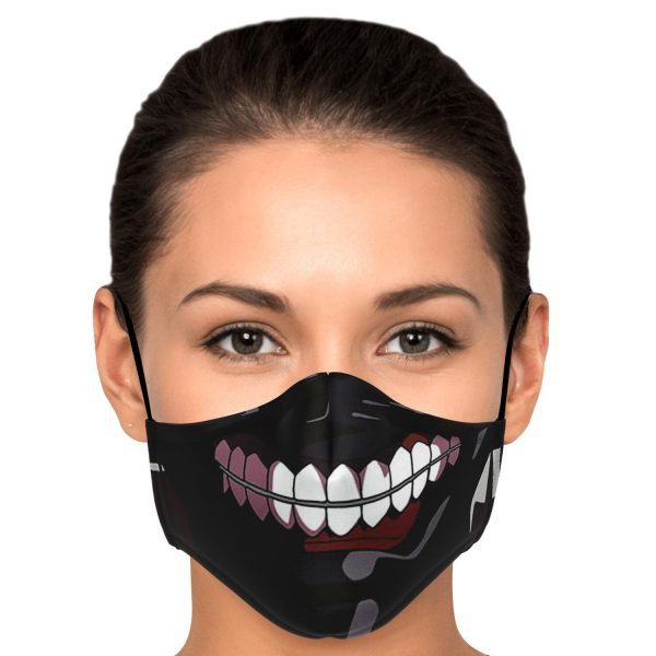 kanekis mask v2 premium carbon filter face mask 396372 1 - Tokyo Ghoul Merch Store