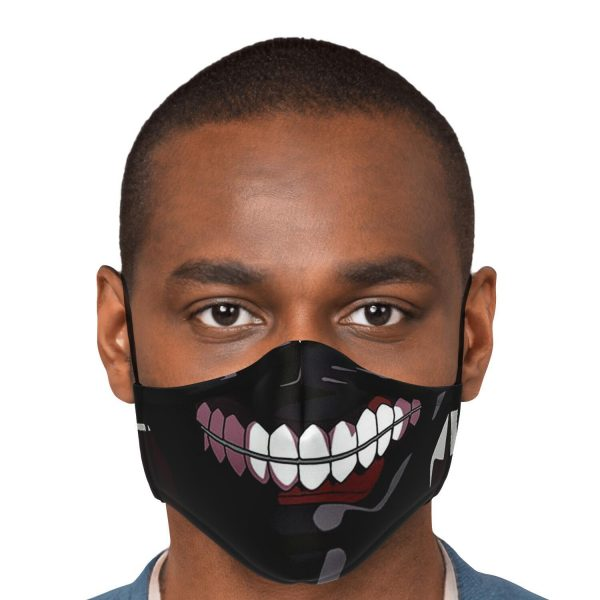 kanekis mask v2 premium carbon filter face mask 466056 1 - Tokyo Ghoul Merch Store