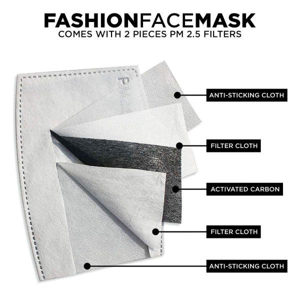 kanekis mask v2 premium carbon filter face mask 854200 1 - Tokyo Ghoul Merch Store