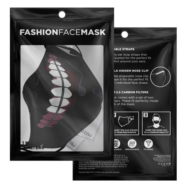 kanekis mask v2 premium carbon filter face mask 987806 1 - Tokyo Ghoul Merch Store