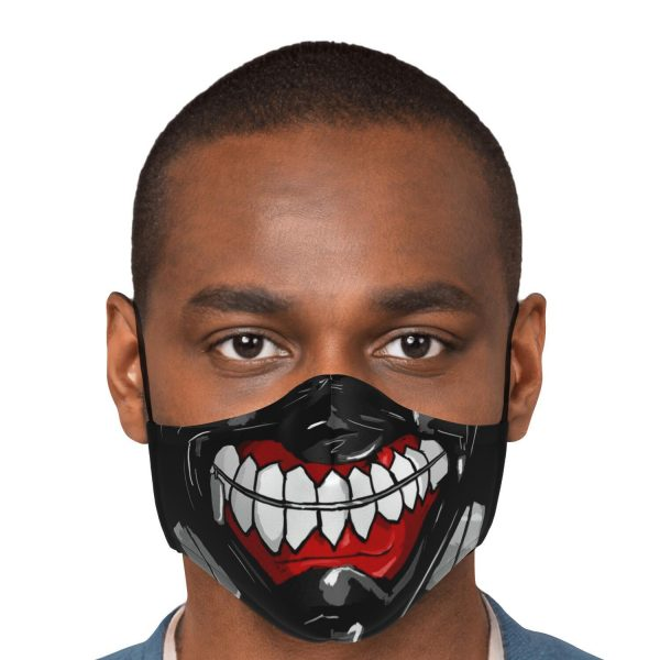 kanekis mask v3 premium carbon filter face mask 738791 1 - Tokyo Ghoul Merch Store