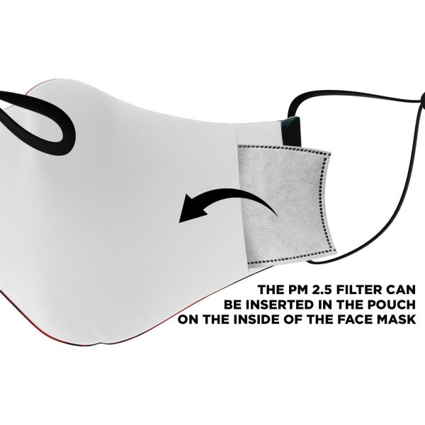 koma mask tokyo ghoul premium carbon filter face mask 662985 1 - Tokyo Ghoul Merch Store