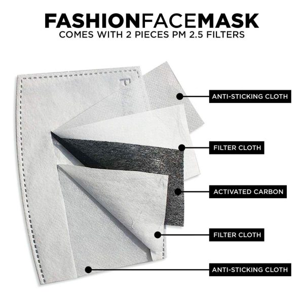 koma mask tokyo ghoul premium carbon filter face mask 807189 1 - Tokyo Ghoul Merch Store