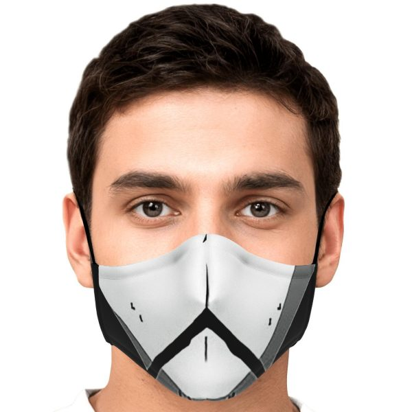 Owl Mask Tokyo Ghoul Premium Carbon Filter Face MaskOfficial Tokyo Ghoul Merch