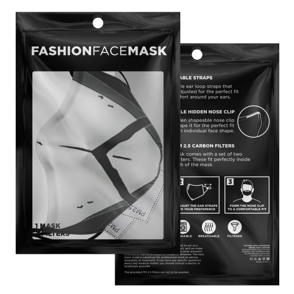 owl mask tokyo ghoul premium carbon filter face mask 144408 1 - Tokyo Ghoul Merch Store