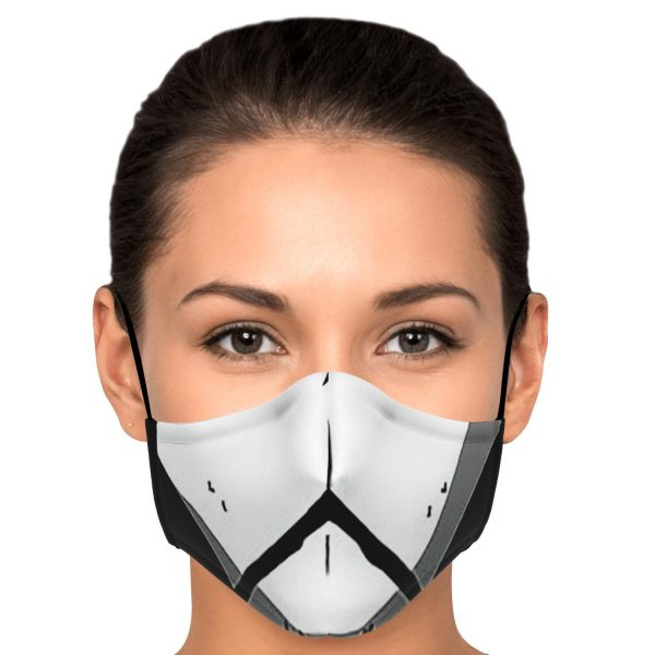 owl mask tokyo ghoul premium carbon filter face mask 375981 1 - Tokyo Ghoul Merch Store