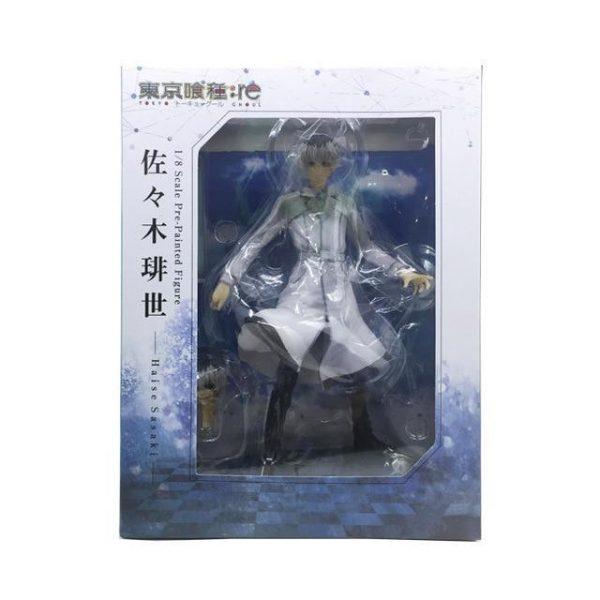 22cm Tokyo Ghoul Kaneki Ken Haise Sasaki 1/8 ScaleOfficial Tokyo Ghoul Merch