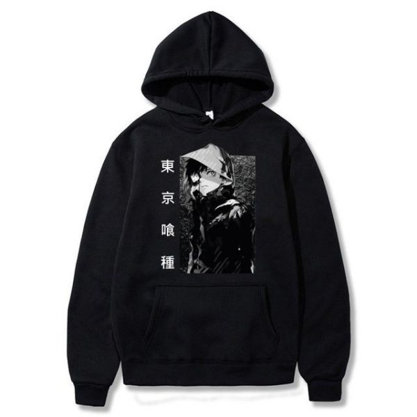 2021 Tokyo Ghoul Hoodie Unisex Style No.9Official Tokyo Ghoul Merch