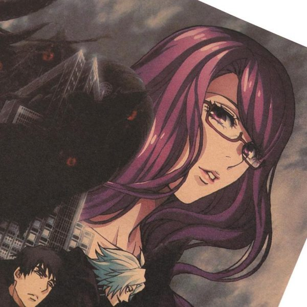 Classic Anime Tokyo Ghoul Character Poster 51x35.5cmOfficial Tokyo Ghoul Merch